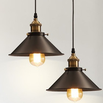 Lámpara Colgante Vintage