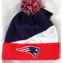 Nfl New England Patriots Patriotas Gorro 47 Brand Beanie