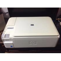 Impresora Multifuncional Hp C4480