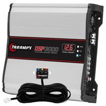Pôtencia Taramps Dsp 3000 Rms Amplificador Voltimetro 2 Ohms