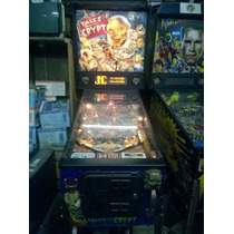 Flipper Pinball Tales From The Crypt Fotos Reales Y Rutinado