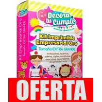 Kit Imprimible Empresarial Ultimo 2017 Con Todos Los Regalos