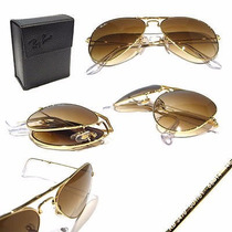 Ray Ban Classic Aviator Folding 3479 Plegables Gafas G15