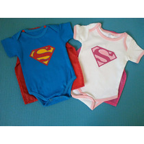 Disfraz Para Bebé Superman - Tacchess