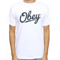 Obey Playera Obey