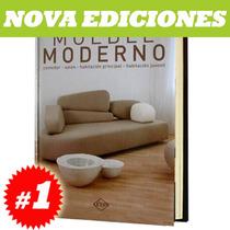 Enciclopedia Del Mueble Moderno 1 Tomo, Nuevo Y Original