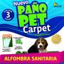 Paño Pet Carpet Mini Cesped Sintético 35x50 - Tienda Mascota