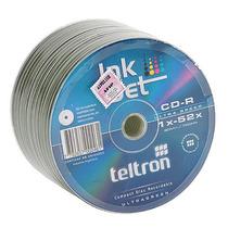Cd-r Teltron 52x Imprimible Blanco Bulk X 50 Precio Unit