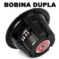 Alto Falante Sub Pioneer Champion De 12 Bobina Dupla
