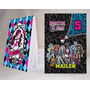 Monster High Souvenir Anotador Personalizado X32!!!