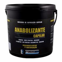 Anabolizante Capilar Ecoplus 1 Kg - Restauração Completa