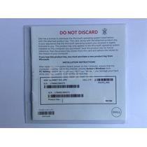 Licença Chave Ativação Windows 8.1 Single Dell Product Key