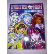 Albúm Figurinhas Monster High Falta 1 Para Estar Completo