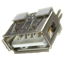 Conector Usb Similar Usado Na Frontal Cd Dvd Pioneer 10mm