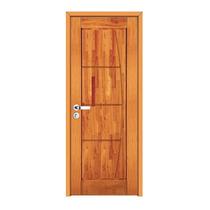 Porta De Madeira Montada Florida 2,10m X 70cm - Angelim