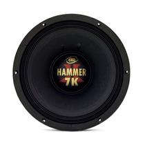 Alto Falante Woofer Eros 12 Pol E12 Hammer 7k 3500w Rms 4 Oh