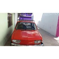 Brasilia 1980 Motor 1.6