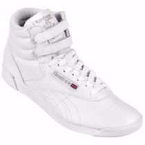 Reebok Botitas / Freestyle White