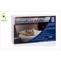 Travesseiro Anti-refluxo Adulto Com Capas