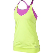 Oakley, Energy Tank Top, Mujer, Double Layer