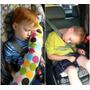 Protetor De Cinto De Segurança Para Criança Cores Diversas.