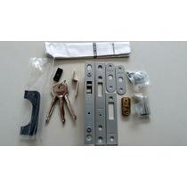 Chapa Philips X455 An Puerta Corrediza Aluminio