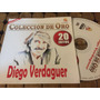 Cd. Diego Verdaguer - Colección De Oro 20 Exitos - Remate