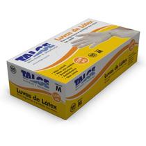 Luva De Procedimento Em Látex Talge (caixa C/100) G