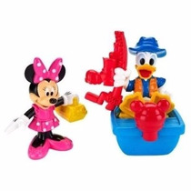 Minnie Y Donald De Mickey Mouse Club House Fisherprice