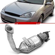 Catalisador Com Tubos Ford Focus 2005 2004 2003 2002 2001 00