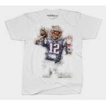 Minko - Lote 5 Playeras - New England Patriots.