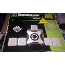 2 Home Theater Bowmar Parlantes Sistema 5.1 Bw-ht80 Excelent