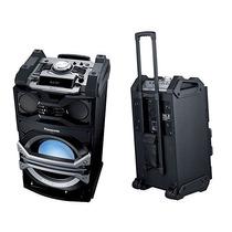 Minicomponente Corneta Amplificada Panasonic Sc-cmax5ph
