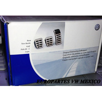 Pedales Deportivos Original Jetta A4 Clasico 99-2015 Manual