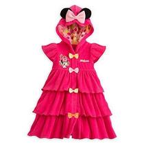 Roupão Minnie Oficial Disney Pronta Entrega