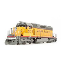 D_t Broadway Limited Sd 40 Union Pacific 2284