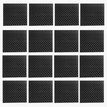 60 Placas 12m² Espuma Isolamento Acústico Sonex Caixa De Ovo