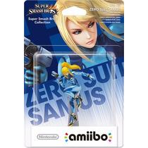 ..:: Amiibo Zero Suit Samus Msi::. Para Wiiu En Start Games