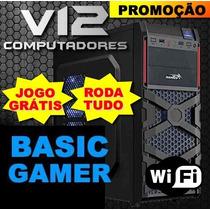 Cpu Gamer 4gb Otimo Desempenho Super Promoçâo Gta 5 / Mine