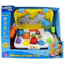 Juguete Vtech Bebé Maletin Arregla-todo
