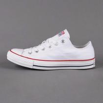 Zapatos Converse Blancos Para Damas Y Caballeros
