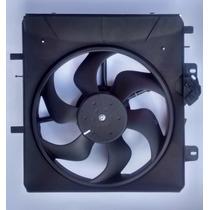 Eletroventilador Ventuinha Citroen C3 2003 A 2008 Com Modulo