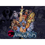 Thundercats - Latino - Temporada 2 - Vol. 1 Y 2 - 12 Dvds.
