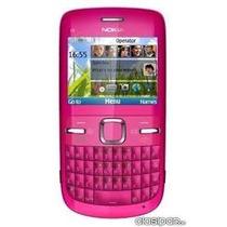 Nokia C3 Libre Cualquier Compañia Nuevo Memoria 2gb