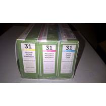 Kit Cartuchos Dell Serie 31 Para Impresora V525w Y V725w