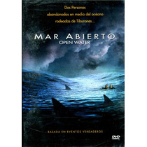 Dvd Mar Abierto ( Open Water ) 2003 - Chris Kentis / Blancha