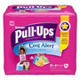 Pantalones De Entrenamiento Pull-ups Huggies Niña 3t-4t
