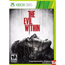 ...:: The Evil Within ::... Para Xbox 360 En Start Games