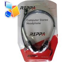 Audifonos Con Microfono Para Pc Laptop Computadora Rippa