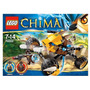 Lego Chima Ataque Del Leon Lennox Original 70002